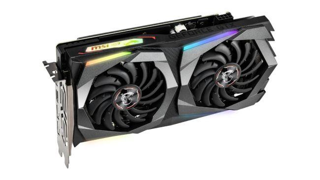 Лучшая видеокарта - Nvidia GeForce GTX 1660 Super