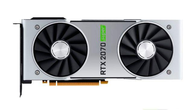 Лучшая видеокарта - Nvidia GeForce RTX 2070 Super