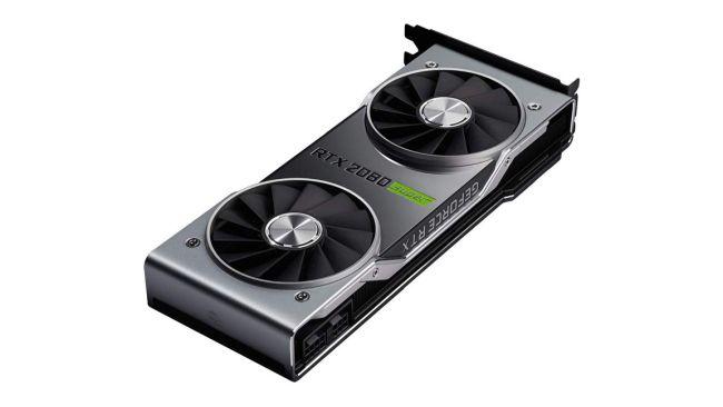 Лучшая видеокарта - Nvidia GeForce RTX 2080 Super