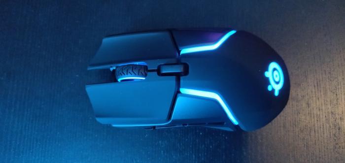 Мышь SteelSeries Rival 650