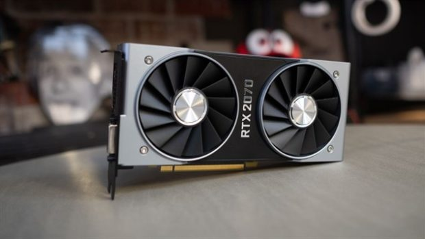 Обзор Nvidia GeForce RTX 2070