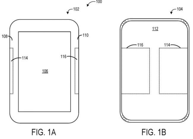Патент на умную ткань для планшетов