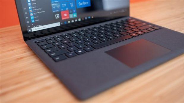 Умная ткань на планшетах Surface