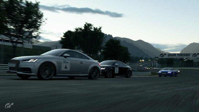 Gran Turismo Sport - Как улучшить РГ
