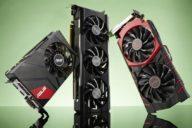 Nvidia против AMD