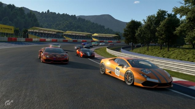 Sport Режим в Gran Turismo Sport - Рейтинг