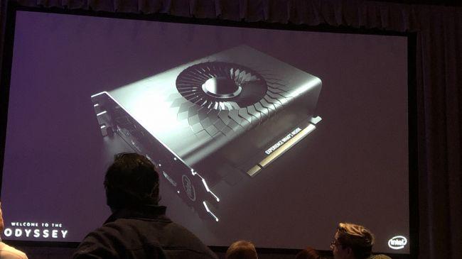 Видеокарта Intel - 01