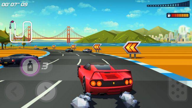 Гонки на планшет - Final Freeway 2R
