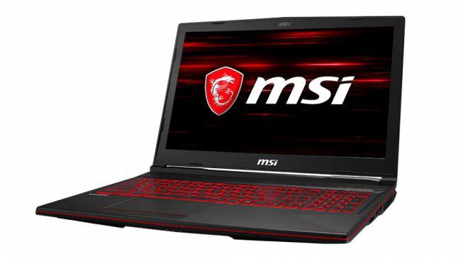 Игровые ноутбуки MSI - MSI GL63