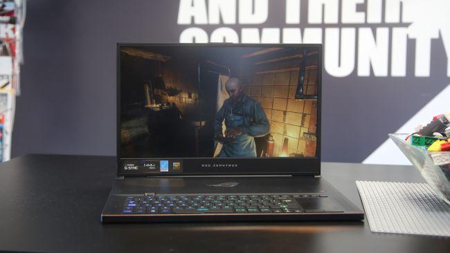Лучшие ноутбуки ASUS - Asus ROG Zephyrus S GX701