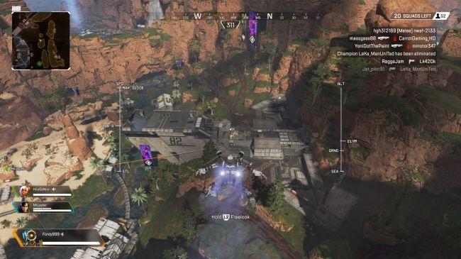 Apex Legends - Плотина ГЭС