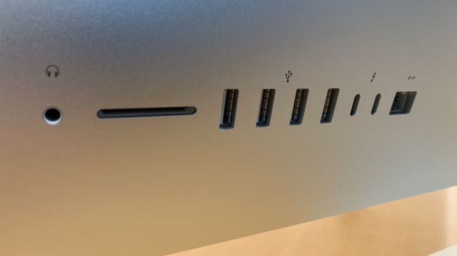 Моноблок Apple iMac 27 (2019)