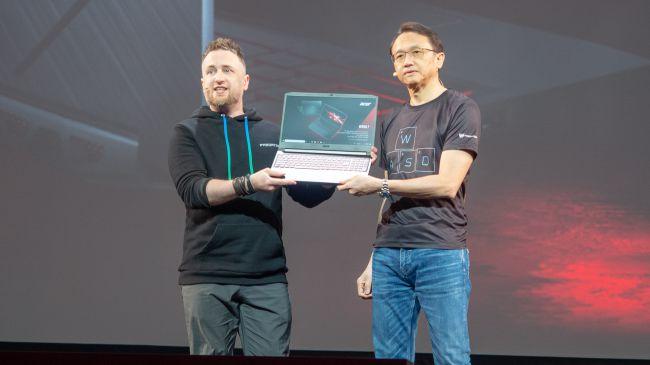 Презентация Acer Nitro 2019