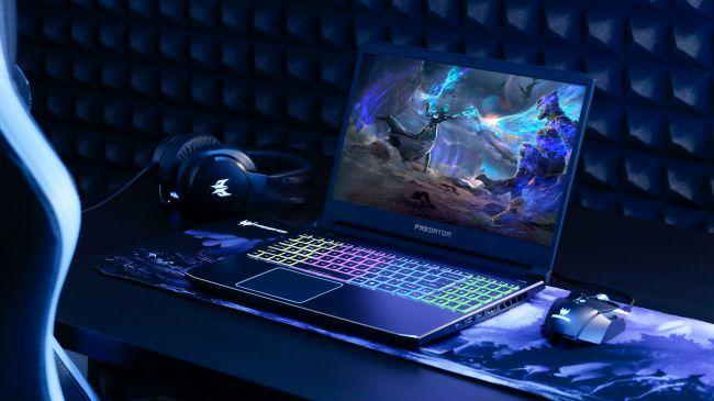 Презентация Acer Predator 2019