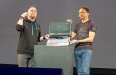 Презентация Acer Predator Helios