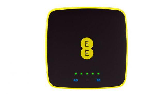 Мобильная точка доступа EE 4GEE WiFi Mini