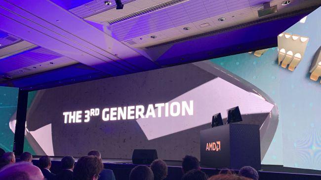 AMD Ryzen 3-го поколения