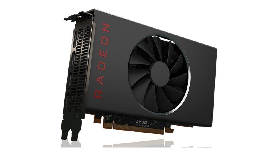 Видеокарта AMD - Radeon RX 5500 XT