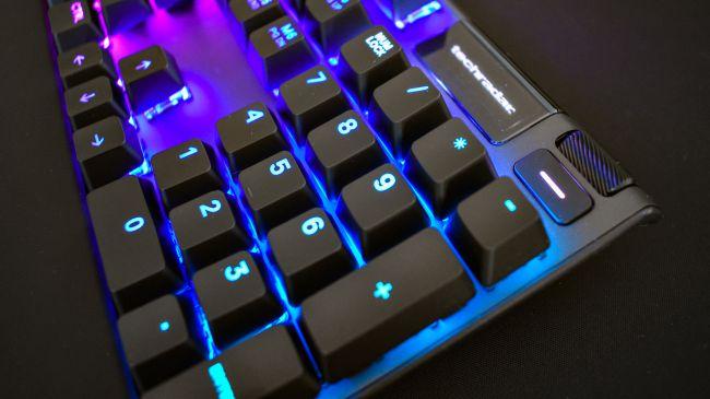 Клавиатура SteelSeries Apex Pro