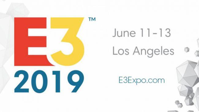 Приглашение на E3 2019
