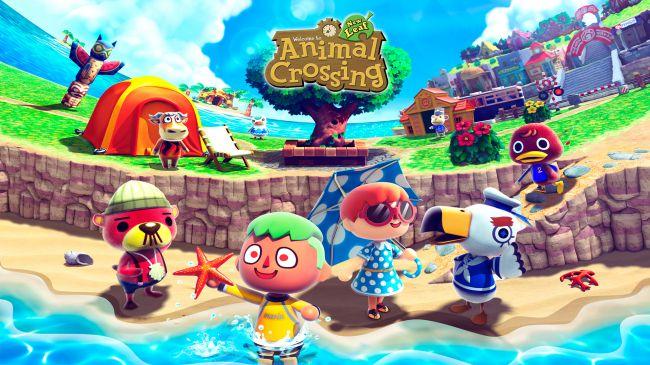 Animal Crossing на E3 2019