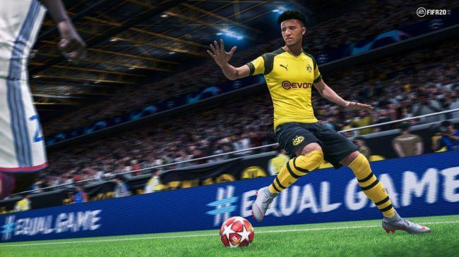 Fifa 20 и EA на E3 2019