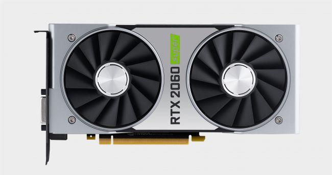 Видеокарта Nvidia GeForce RTX 2060 Super