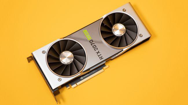 Видеокарта Nvidia GeForce RTX 2070 Super