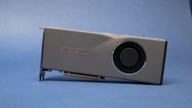 Видеокарта AMD Radeon RX 5700 XT