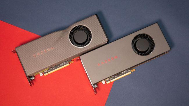 Видеокарты Radeon RX 5700 и RX 5700 XT