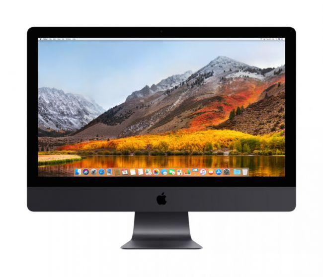 Компьютер для редактирования видео - Apple iMac Pro