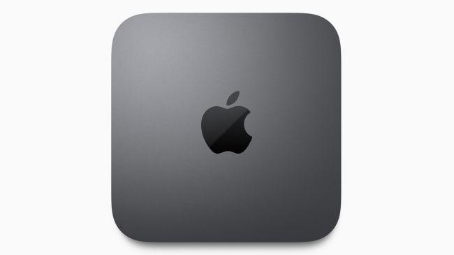 Компьютер для редактирования видео - Mac Mini 2018