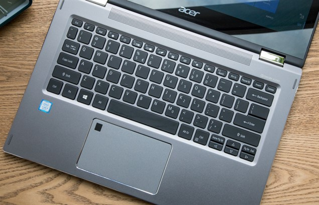 Ноутбук Acer Spin 5 (2019)