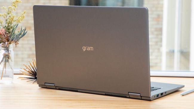 Ноутбук LG Gram 14 (2 in 1)