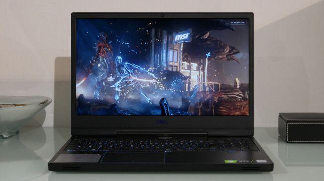 Игровой ноутбук 15 дюймов - Dell G5 15