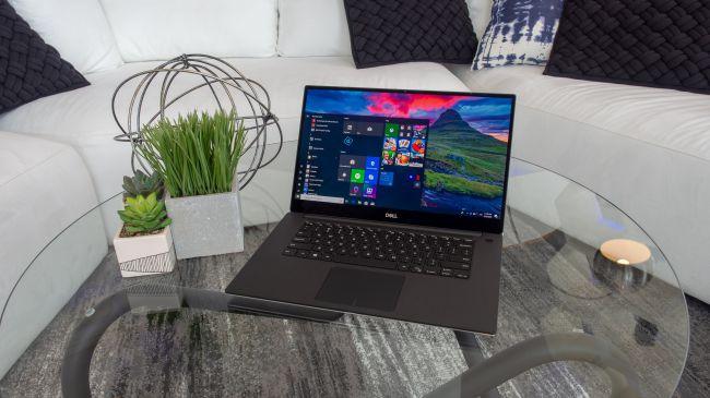 Ноутбук 15 дюймов - Dell XPS 15