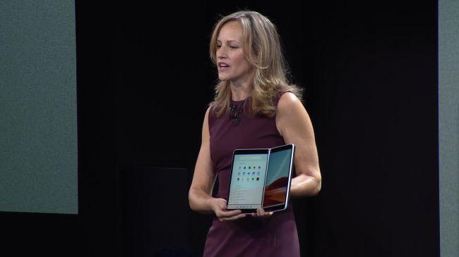 Презентация Microsoft Surface Neo