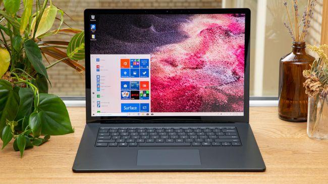 15-дюймовый Surface Laptop 3