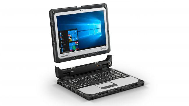 Крепкий ноутбук - Panasonic Toughbook CF-33