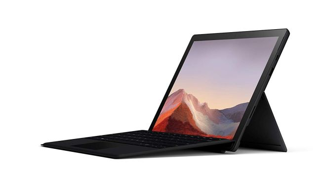 Лучший планшет для писателя - Surface Pro 7