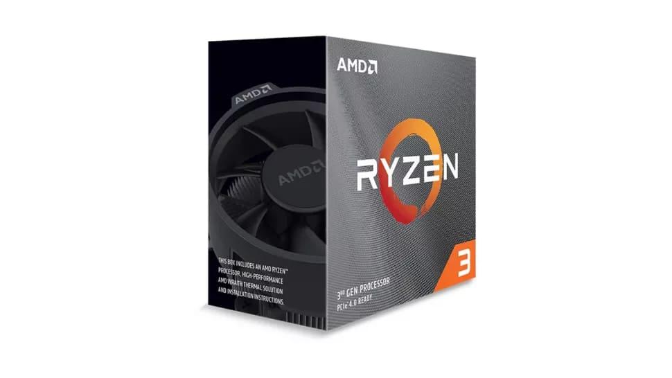 Лучший процессор - AMD Ryzen 3 3300X