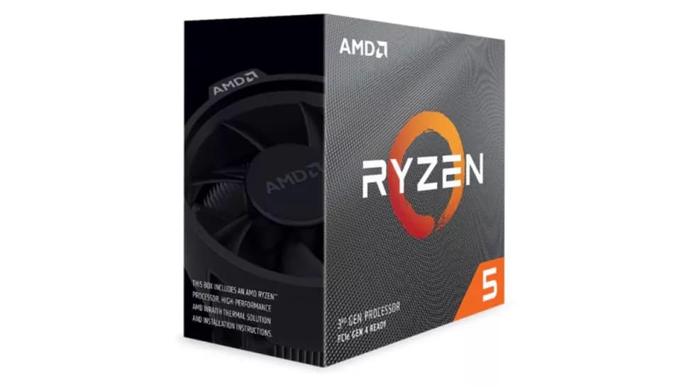Лучший процессор - AMD Ryzen 5 3600X