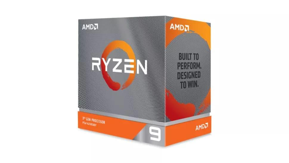 Лучший процессор - AMD Ryzen 9 3950X