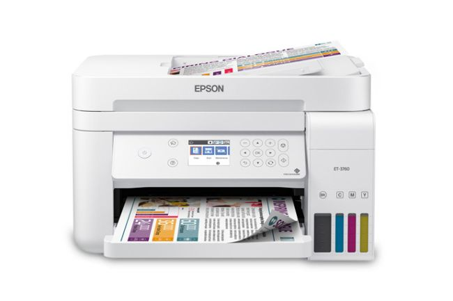 Домашний принтер - Epson EcoTank ET-3760