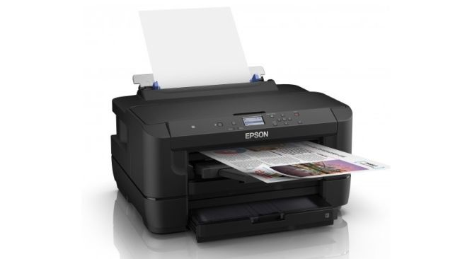 Домашний принтер - Epson WorkForce WF-7210DTW