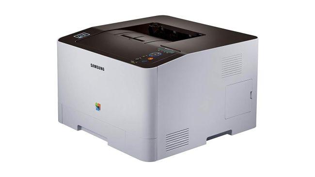 Домашний принтер - Samsung Xpress C1810W
