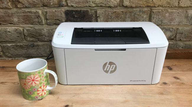Принтер для дома - HP LaserJet Pro M15w