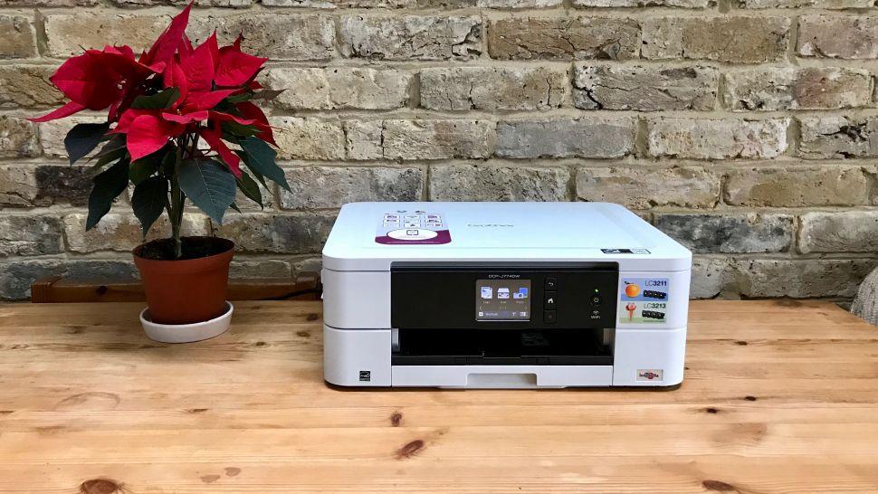 Принтер для Mac - Brother DCP-J774DW