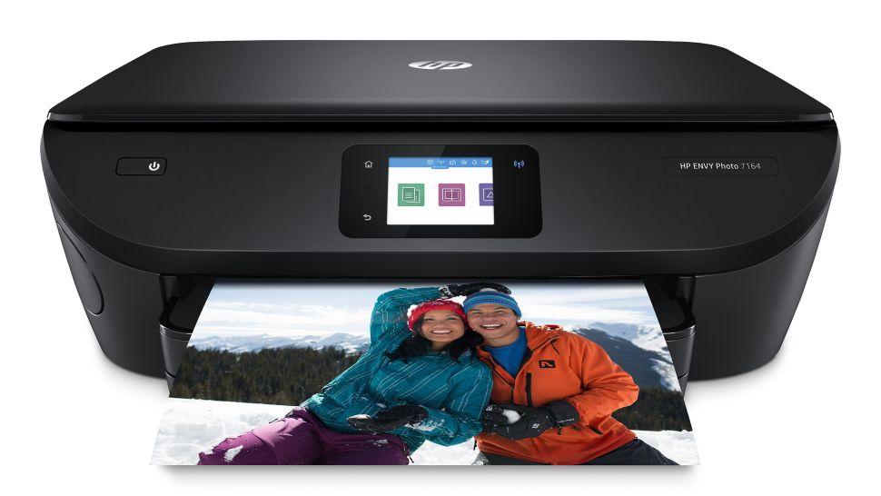 Принтер для Mac - HP ENVY Photo 7164