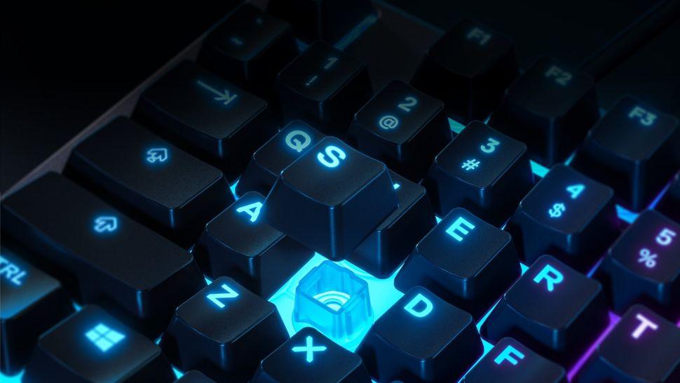 Клавиатура SteelSeries Apex 3